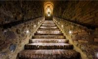 The cellars of Argiano