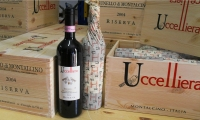 Uccelliera's red wines
