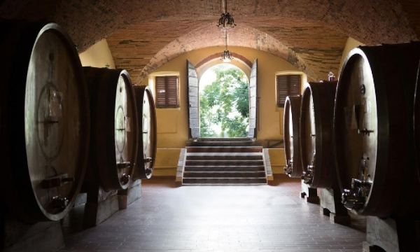 The historic winery Tenuta Di Lilliano