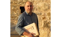 Andrea Cortonesi, owner of the Uccelliera
